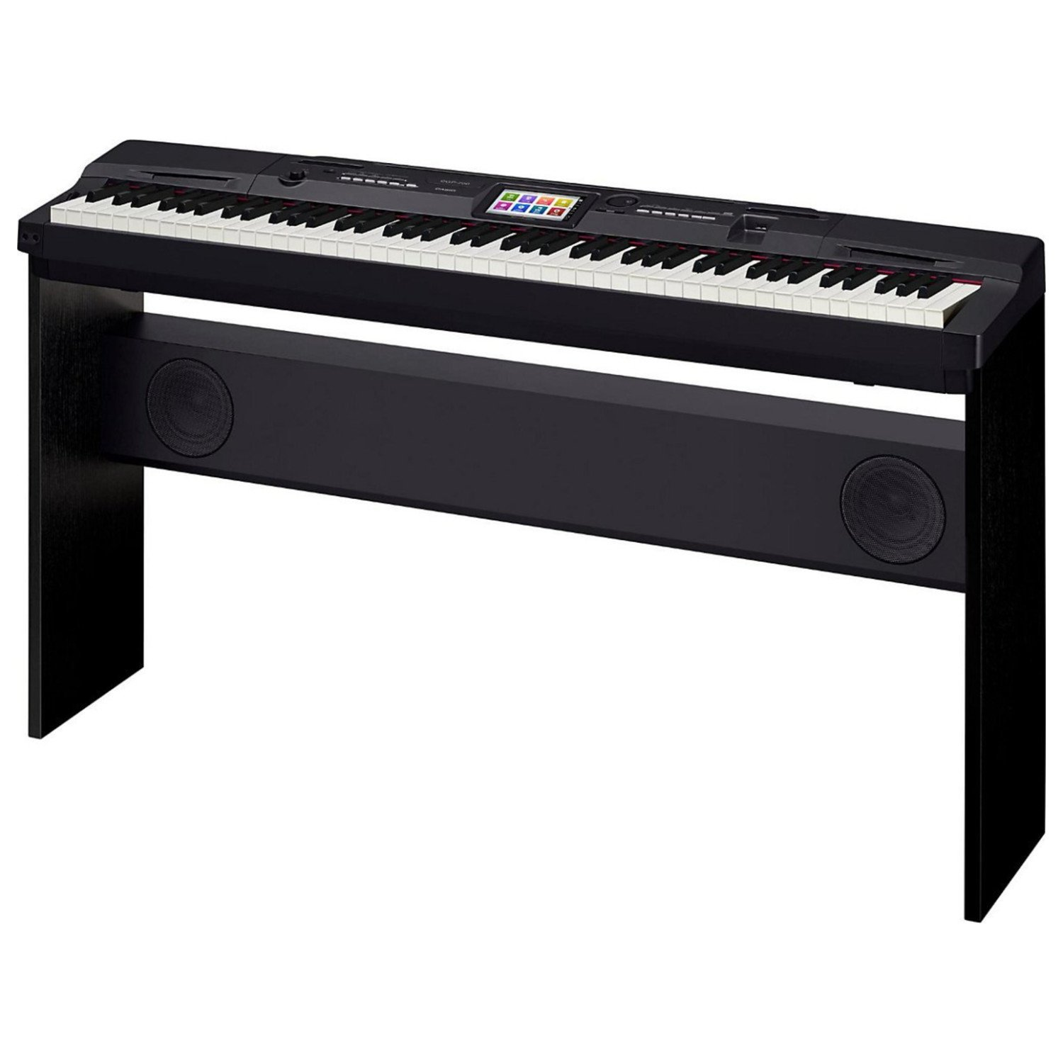 Casio CGP700BK Compact Grand Piano w/ Deluxe Bench and Sustain Pedal by Casio (Image #2)