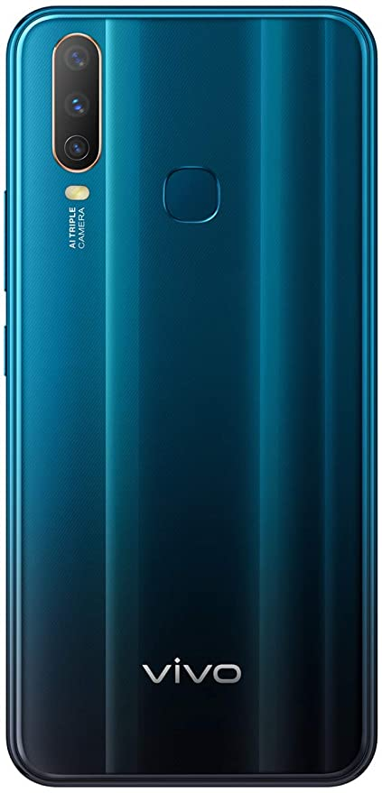 Vivo Y17 Mineral Blue 4gb Ram 128gb Storage With No Cost Emi Additional Exchange Offers