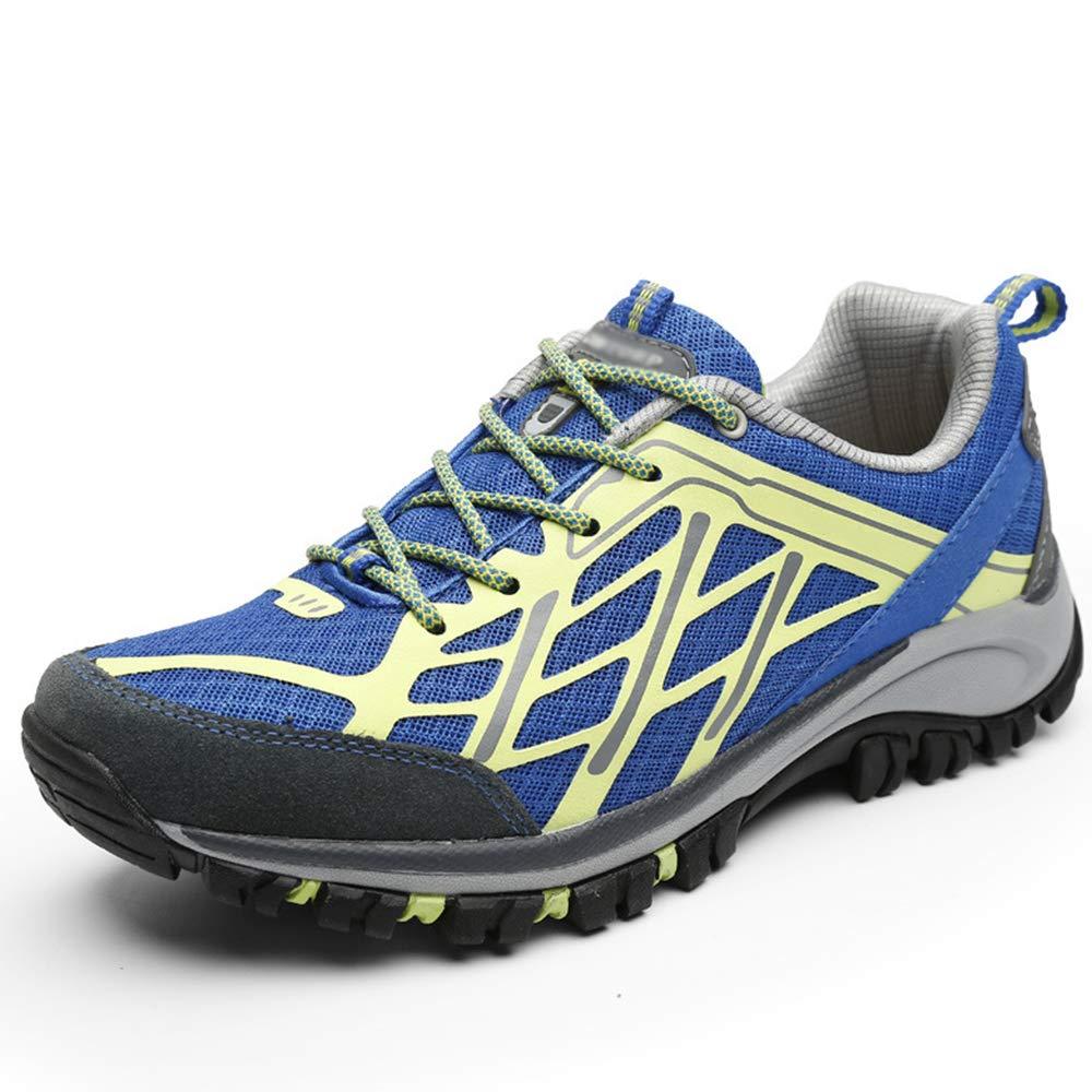 LH Frühlings-und Herbstwanderschuhe Männer und Frauen Laufschuhe Ultra leichte Atemschuhe Outdoor-Schuhe Reisen Sport Freizeit Wanderschuhe,38