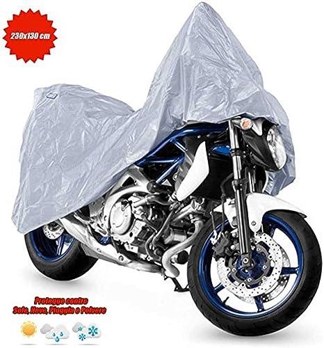 Funda Impermeable para Moto o Bicicleta, 130 x 230 cm: Amazon.es ...