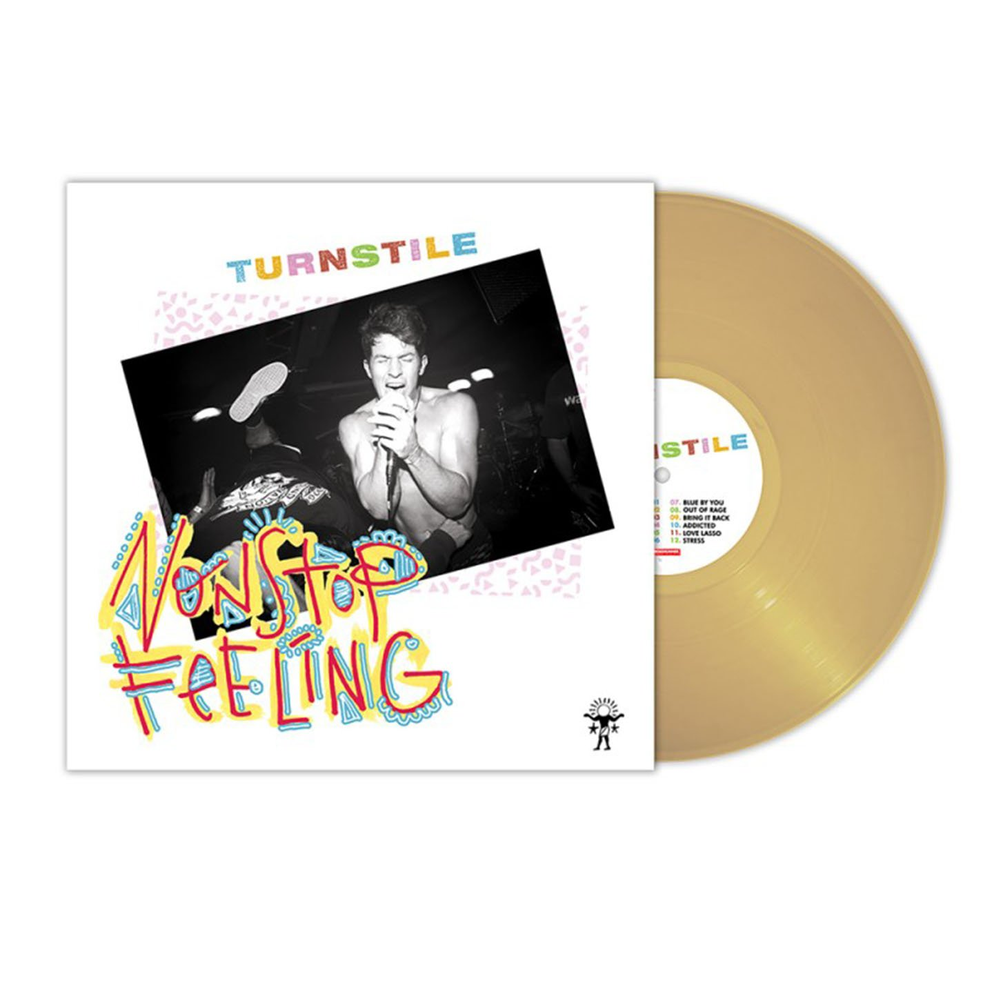 Nonstop Feeling (Transparent Beer Color Vinyl w/Digital Download)