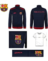 Fc Barcelona Jacket Track Soccer Adult Sizes Soccer Football Official Merchandise