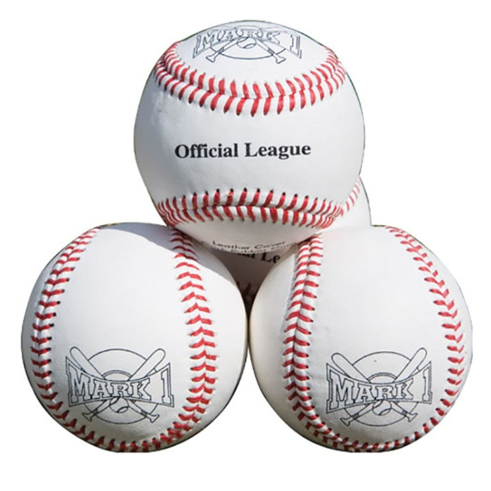 SSG 1236002 Official League Baseball, One Dozen