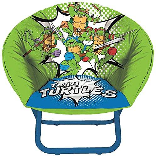 Nickelodeon Teenage Mutant Ninja Turtles 23'' (Toddler Sized) Saucer Chair