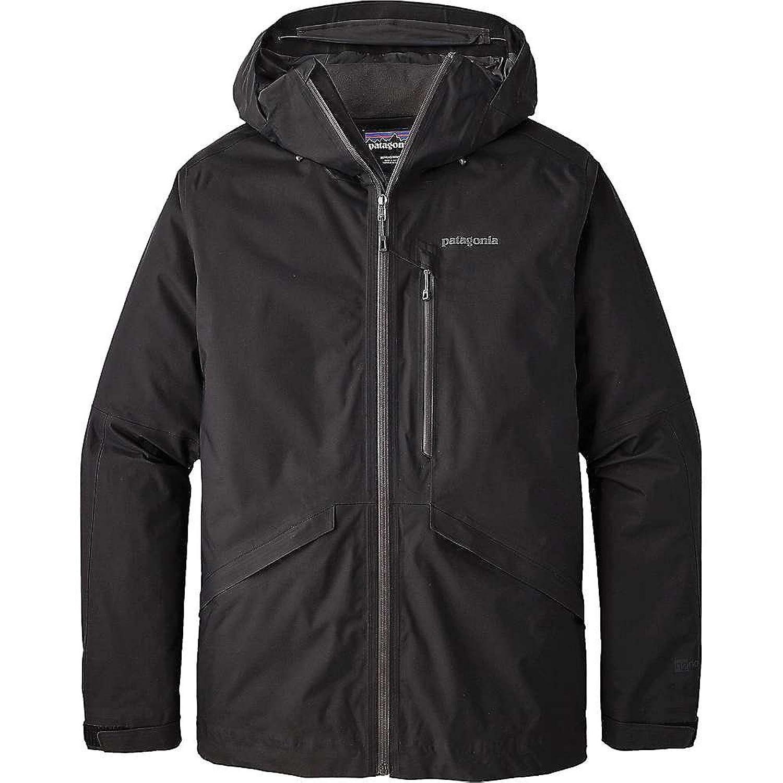 パタゴニア アウター ジャケットブルゾン Patagonia Men's Insulated Snowshot Jacke Black 2cs [並行輸入品] B075SSP1BR