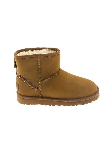UGG Australia Mini Classic, Botines Unisex Niños: Amazon.es: Zapatos y complementos