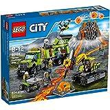 LEGO City - Volcán: Base de exploración (60124)