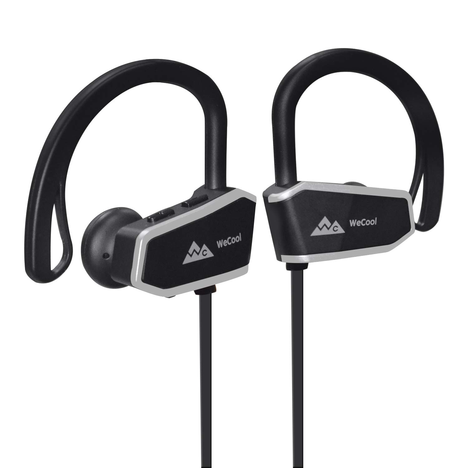 f830ec70a63 WeCool Joggerz WCZ10 Bluetooth Headset Wireless || Sports Headsets ||  Bluetooth Earphone || Bluetooth Earphones for Mobile with mic for Music and  Hands-Free ...