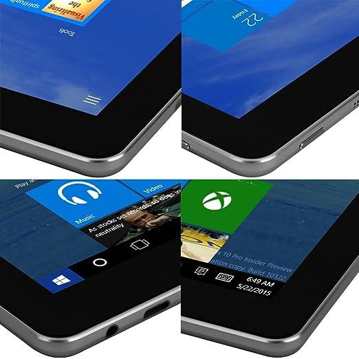 iVoler Protector de Pantalla Compatible con Samsung Galaxy TabPro S 12 Pulgadas (SM-W700), Cristal Vidrio Templado Premium [Dureza 9H] [Anti-Arañazos] [Sin ...
