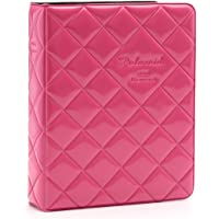Fujifilm Instax Diamond Photo Album for Fuji Instax Mini 9 / 8 / 8+ / 70 / 90 / 25 /50s / 7s Hellokitty ,Polaroid Cameras (Black)