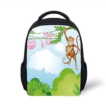 412e26fba471 Amazon.com  iPrint Kids School Backpack Nursery