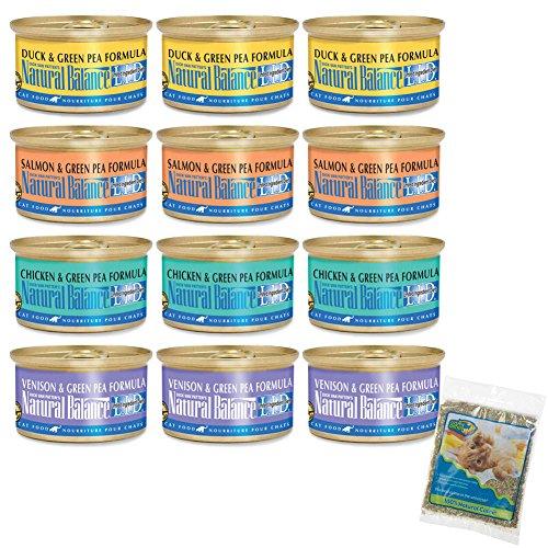 Natural Balance Limited Ingredient Diet Grain Free Cat Food