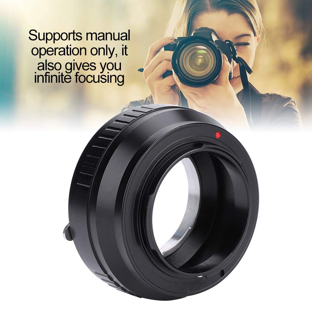 Acouto EXA-M4//3 Manual Focusing Adapter Ring for Exakta Lens for M4//3 Mount Mirrorless Cameras