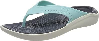 Crocs Literide Flip, Chanclas Unisex Adulto