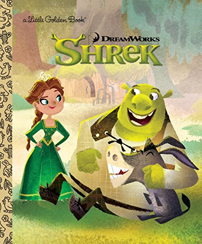 DreamWorks Shrek (Little Golden Book)