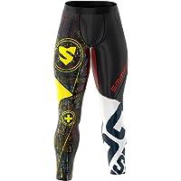 Smmash CrossFit Compression Men's Leggings GRAFFITI - Size S up to XXL