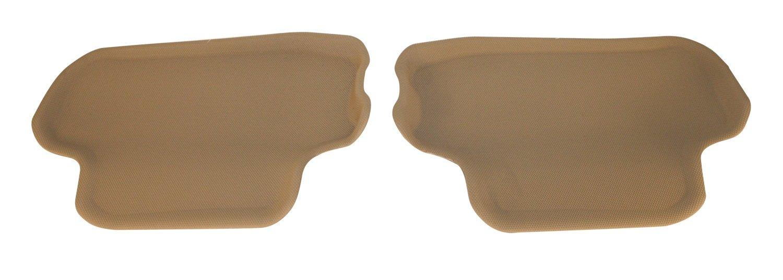 2 Piece Aries BM02421502 Tan Rear 3D Floor Liner