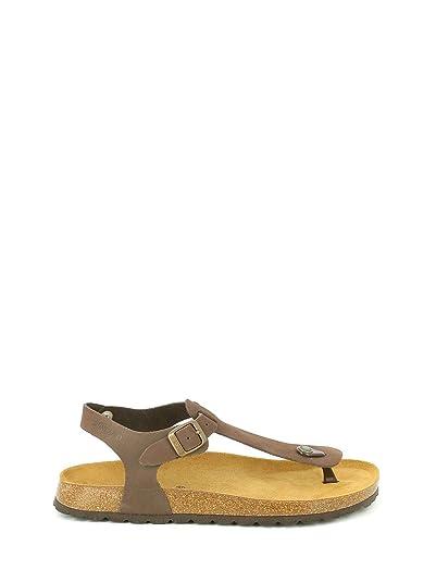 7cc0bcdcf6af3 Grunland SB3221 Flip Flops Man Brown 45  Amazon.co.uk  Shoes   Bags