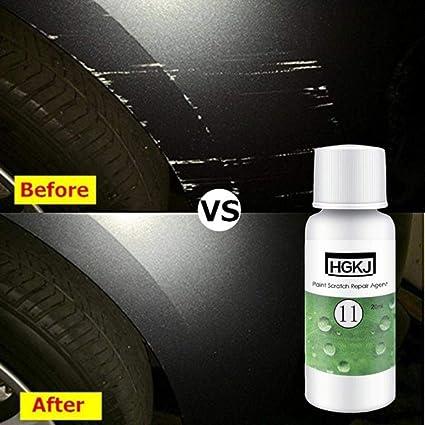 IGEMY- Car Liquid Ceramic Coat,Paint Scratch Repair Agent Polishing Wax  Paint Scratch Repair Remover Paint Care HGKJ11-20ML/50ML (A)