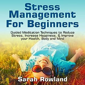 Stress Management for Beginners Audiobook