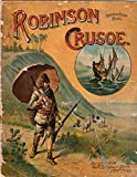 Image of Robinson Crusoe  ( illustrated )