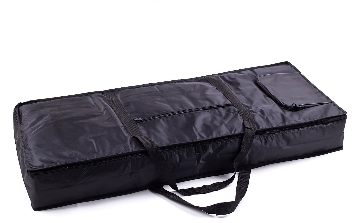 Tosnail 61-note Keyboard Gig Bag Piano Case Padded with 6mm Cotton - 39'' x 16'' x 6'' (61 Note Keyboard) by Tosnail (Image #3)
