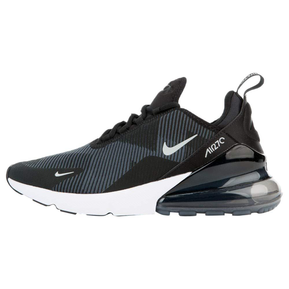 MultiCouleure (noir Wolf gris Dark gris blanc 008) Nike Air Max 270 Kjcrd (GS), Chaussures de Running Compétition garçon 38 EU