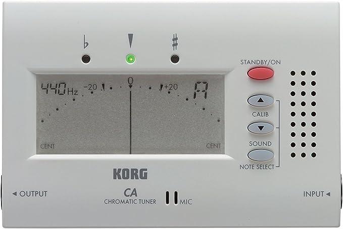 Korg CA-40 - Afinadores y metrónomos: Desconocido: Amazon.es ...