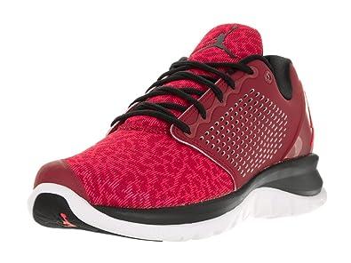 online retailer 6f0ad 186d6 Jordan Nike pour Homme Trainer St d entraînement à Chaussures - Rouge - Gym  Red