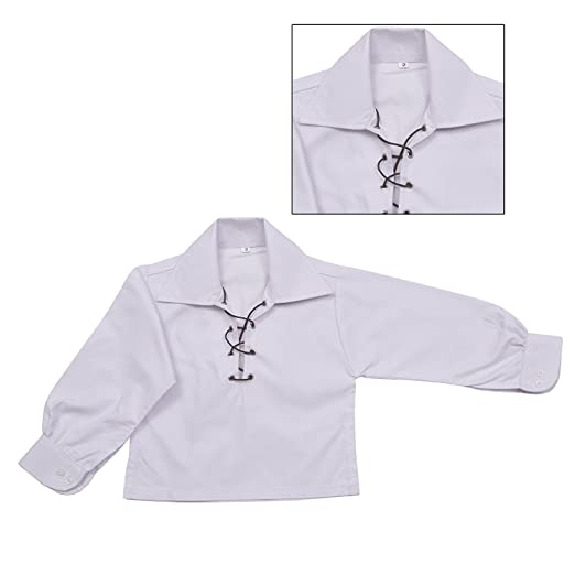 c58982a4b Amazon.com  Children s Deluxe Ghillie Shirt Kids Boys Ghillie Shirt ...