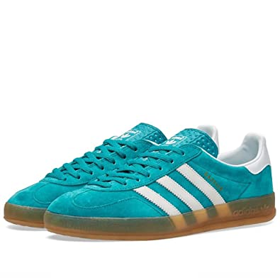 free shipping f4e90 c3733 adidas Originals Gazelle Indoor Mens Trainers Amazon.co.uk Shoes  Bags