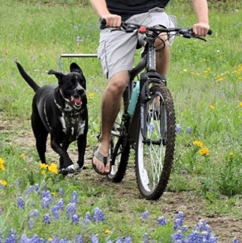 Walky Dog Plus Hands Free Dog Bicycle Exerciser Leash 2017