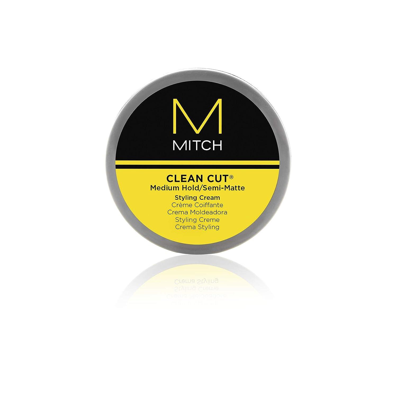 Mitch Clean Cut Styling Hair Cream: Premium Beauty