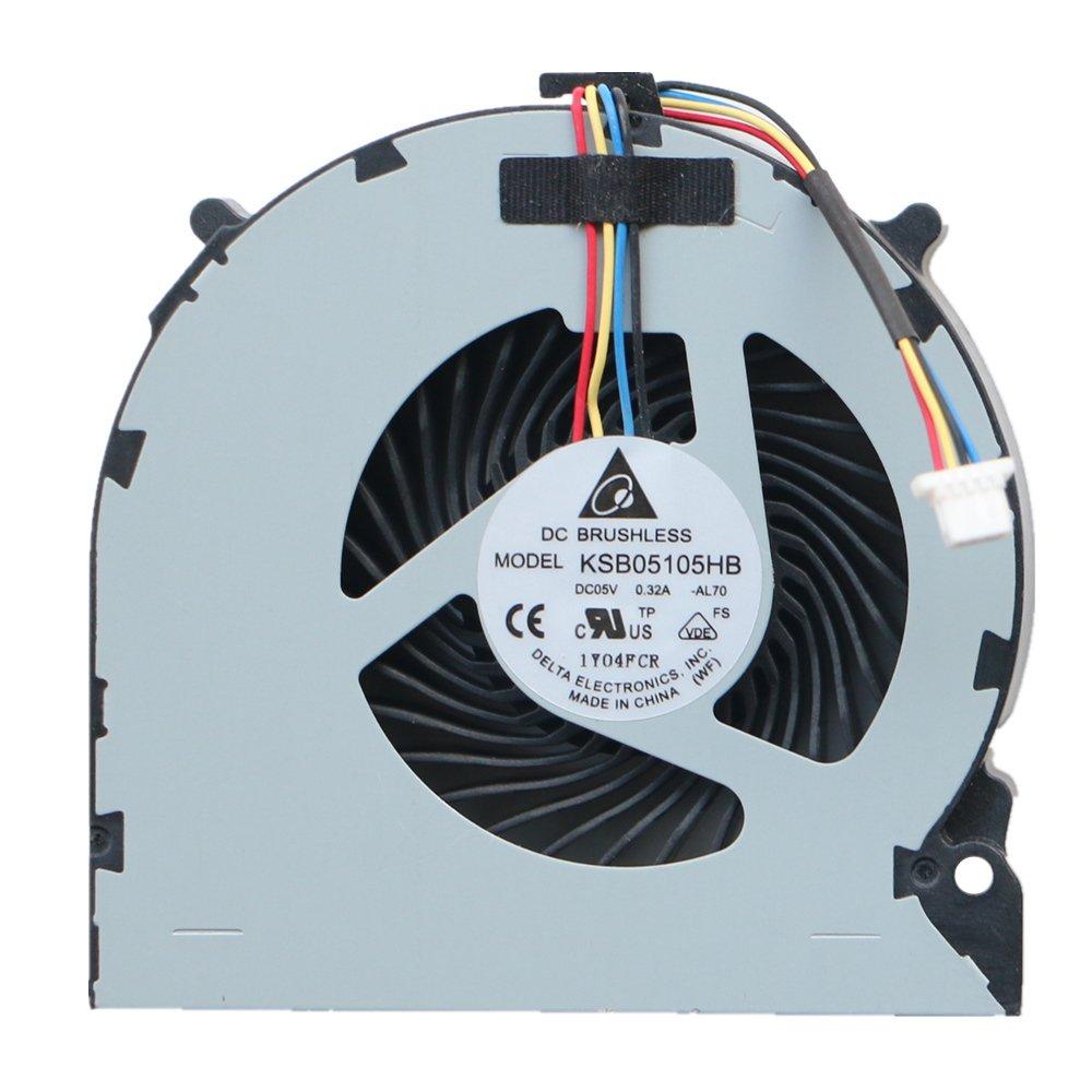 Cooler para Sony SVE17 SVE171 SVE1711X1EB SVE171A11M SVE171B11M SVE171C11M PCG-71914L PCG-71C11L PCG-71C11M PCG-71C12L F