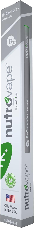 Nutrovape B-Complex with CoQ10 | B-Complex Inhaler ...