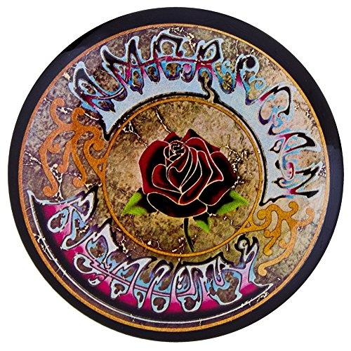 Grateful Dead - American Beauty Round Magnet