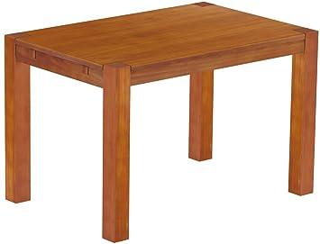 Brasilmöbel Esstisch 120x80 Rio Kanto Kirschbaum Pinie Massivholz