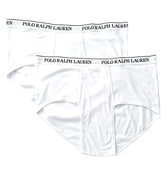 bd215c94d Polo Ralph Lauren Big and Tall Mid-Rise Brief 2-Pack at Amazon Men s  Clothing store