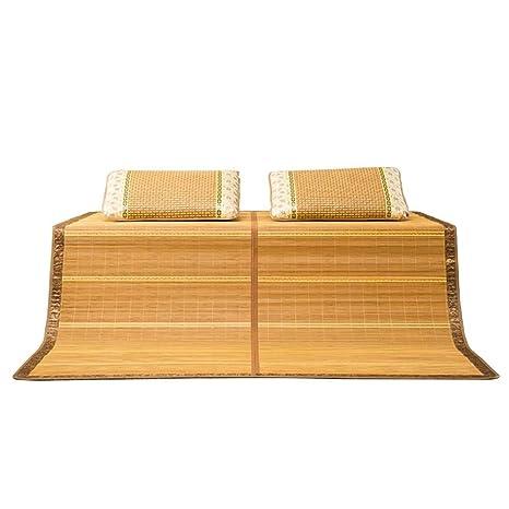 Colchones Estera de Bambú Refrigeración Estera Plegable para ...