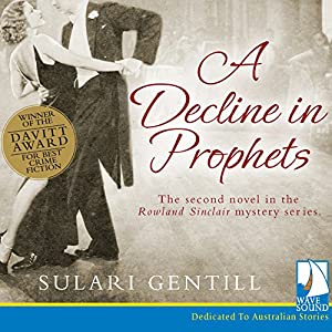 A Decline In Prophets Audiobook