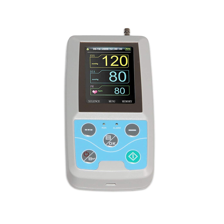 mbul atory Blood Pressure Monitor Blood Pressure holter, abpm50: Amazon.es: Salud y cuidado personal