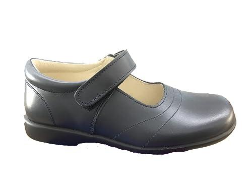 402 Piel Colegial Niña Complementos Mod Amazon Y Aladino Zapatos wIPfq5dwn