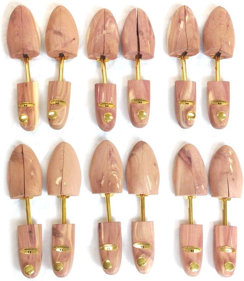 Cedar Elements Little Wholesale Program - 杉靴の木 - 6ペア XX-Large ST101XXL6