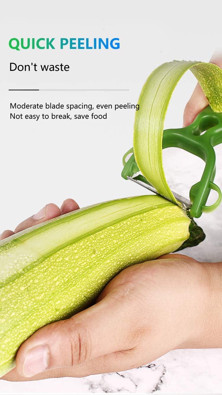Vegetable Peeler /& Julienne Super Sharp /& Easy Use Durable. Multifunctional /& Multi Blade Peeling and Julienne Operations