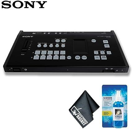 Amazon.com: Sony MCX-500 4-Input Global Production Streaming ...