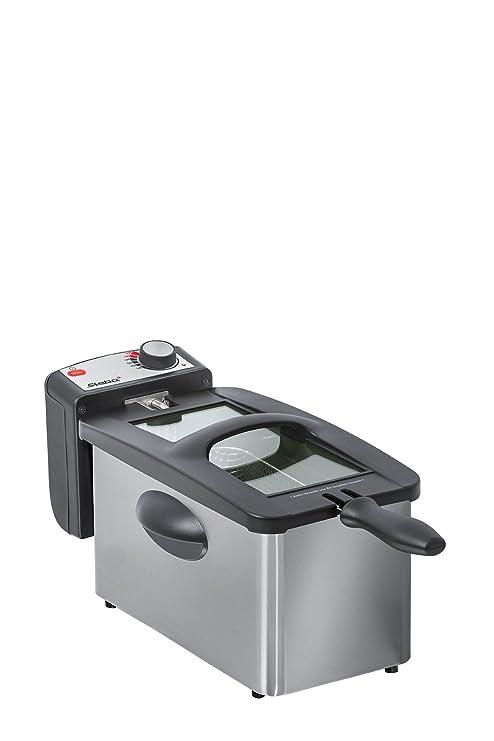 Steba DF 180 - Freidora (3L, 1 kg, 190 °C, Solo
