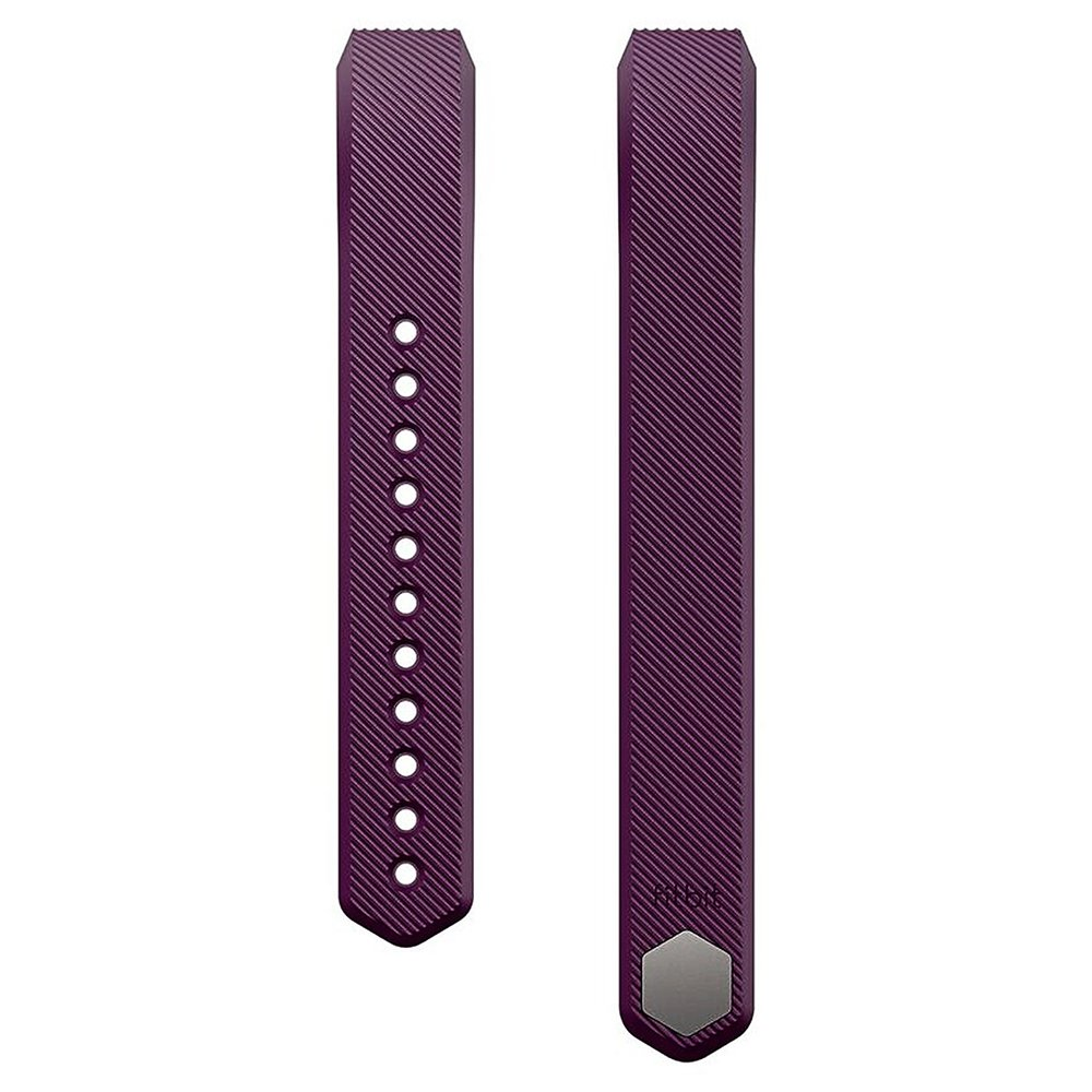 Fitbit Alta Classic Accessory Band, Plum Small