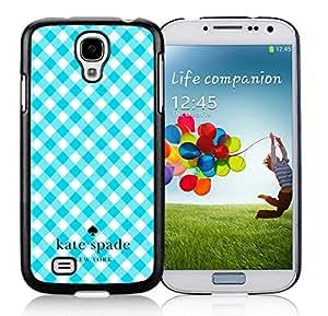 Customized Kate Spade Samsung Galaxy S4 I9500 Black Phone Case 026