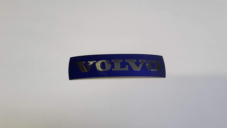 Volvo Emblem Logo Radiator Grill V40 V50 V60 V70 XC40 XC60 XC70 XC90 S40 S60 S80 C30 C70 Version 1 28 x 115 mm
