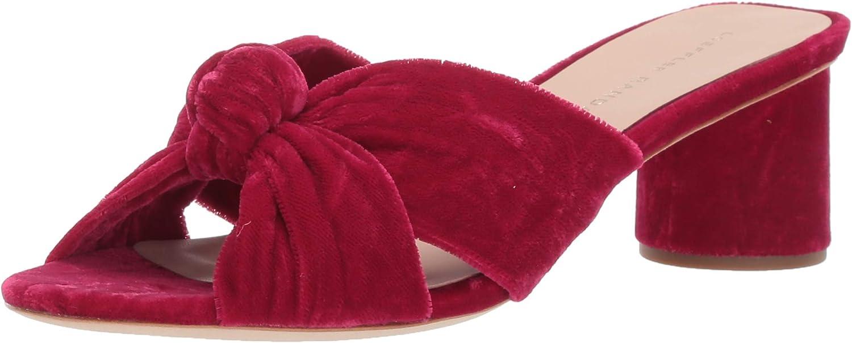 Loeffler Randall Women's Celeste-cvl Slide Sandal